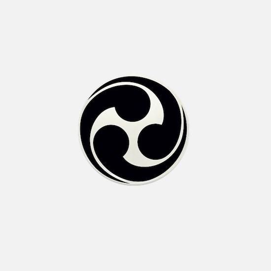 Shinto Tomoe [Cosmos] Mini Button
