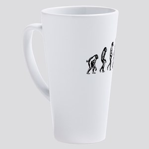 Axolotl 17 oz Latte Mug
