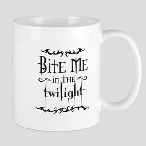 Bite Me in the twilight Mug