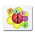 Super Peace Blossom Mousepad