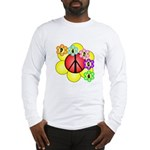 Super Peace Blossom Long Sleeve T-Shirt