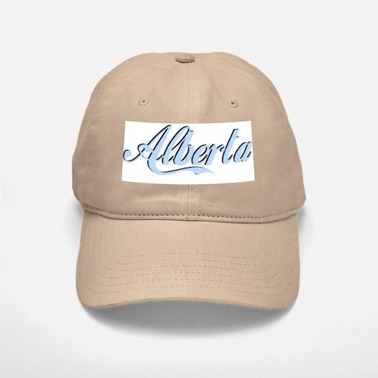 Alberta Baseball Baseball Cap