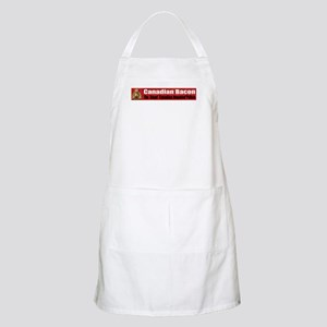 Canadian Bacon BBQ Apron