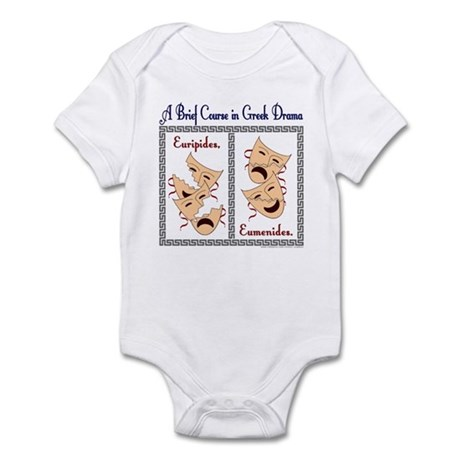 Euripides/Eumenides Infant Bodysuit