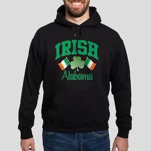 IRISH ALASKA Hoodie (dark)