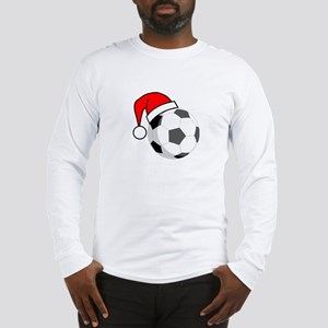Soccer Greetings Long Sleeve T-Shirt