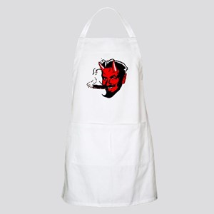 Big Daddy roth Devil Man on BBQ Apron