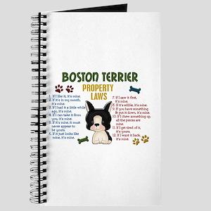 Boston Terrier Property Laws 4 Journal