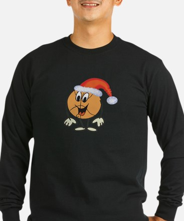 Basketball Christmas T