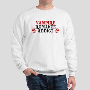 Vampire Romance Addict Sweatshirt