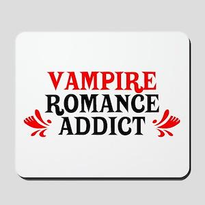Vampire Romance Addict Mousepad