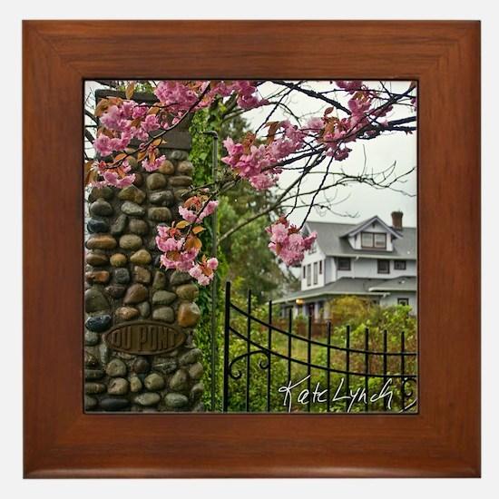 Village Cherry Blossoms