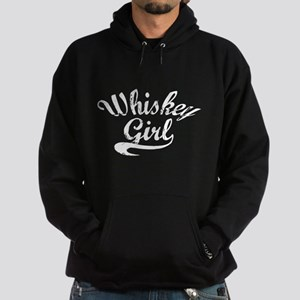 Whiskey Girl Hoodie (dark)