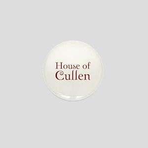 House of Cullen Mini Button