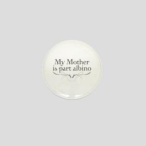 Albino Mini Button