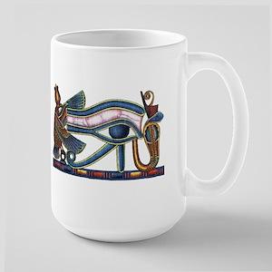 Eye of Horus Large Mug