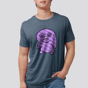 Magical Fuzz Beast Purple T-Shirt