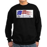 Support Our Troops Sweatshirt (dark)