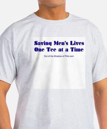 Saving Mens Lives copy.jpg T-Shirt