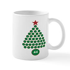 oddFrogg Obama Christmas Mug