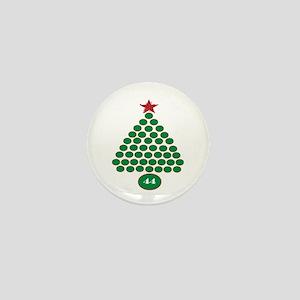 oddFrogg Obama Christmas Mini Button