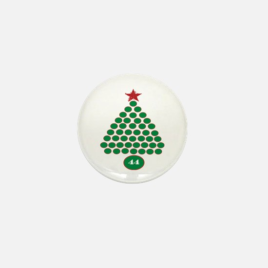 oddFrogg Obama Christmas Mini Button