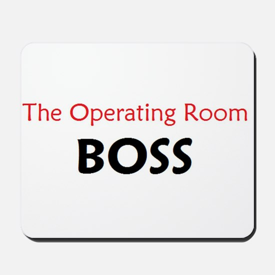OR BOSS Mousepad