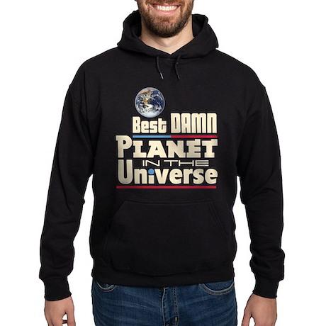 Best Damn Planet - Hoodie (dark)