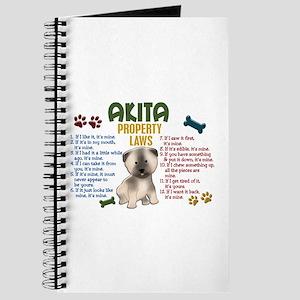 Akita Property Laws 4 Journal