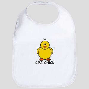 CPA Chick Bib