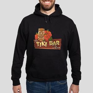 Tiki Bar is Open II - Hoodie (dark)