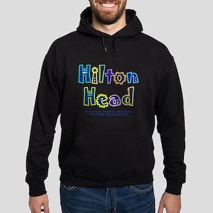 Hilton Head Type - Hoodie (dark)