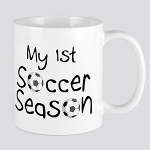 My First Football Season Mug