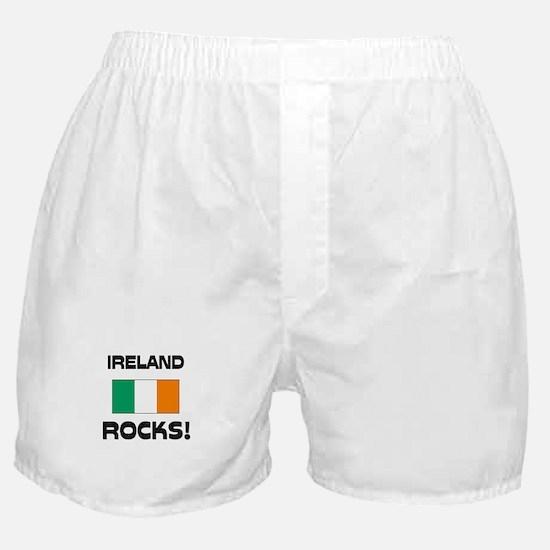 Ireland Rocks! Boxer Shorts