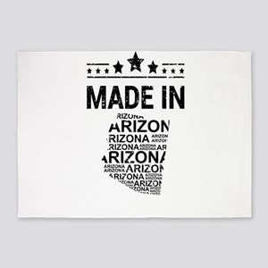 made in.arizona 5'x7'Area Rug