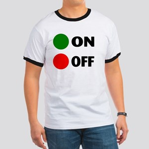 On Off Button Ringer T