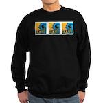 Waves Sweatshirt (dark)
