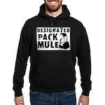 Designated Pack Mule Hoodie (dark)