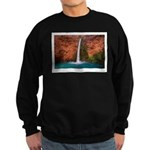 Mooney Falls and Pool Sweatshirt (dark)