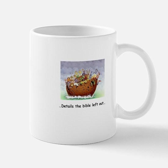 """Noah's Ark"" Humor Mug"