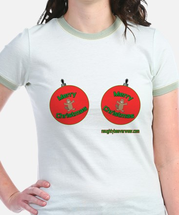 Breast Christmas Ornaments T