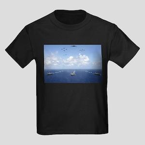 Valiant Shield Kids Dark T-Shirt