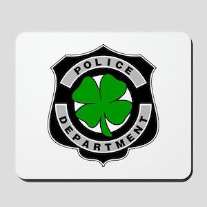 Irish Police Officers Mousepad