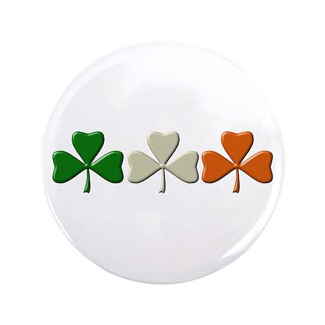 "Irish 3.5"" Button (100 pack)"