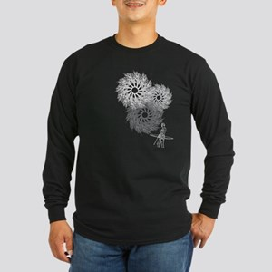 Sagittarius Long Sleeve Dark T-Shirt