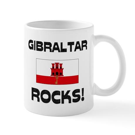 Gibraltar Rocks! Mug