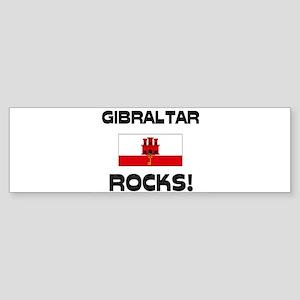 Gibraltar Rocks! Bumper Sticker