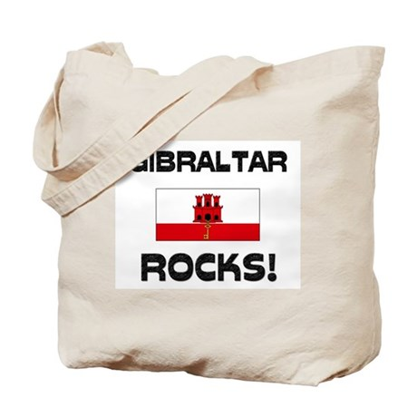Gibraltar Rocks! Tote Bag