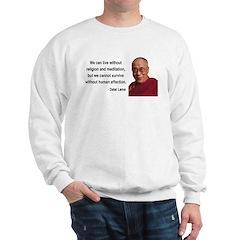 Dalai Lama 21 Sweatshirt
