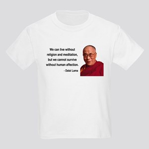 Dalai Lama 21 Kids Light T-Shirt